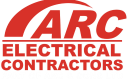 Domestic & Commercial Electrician Logo